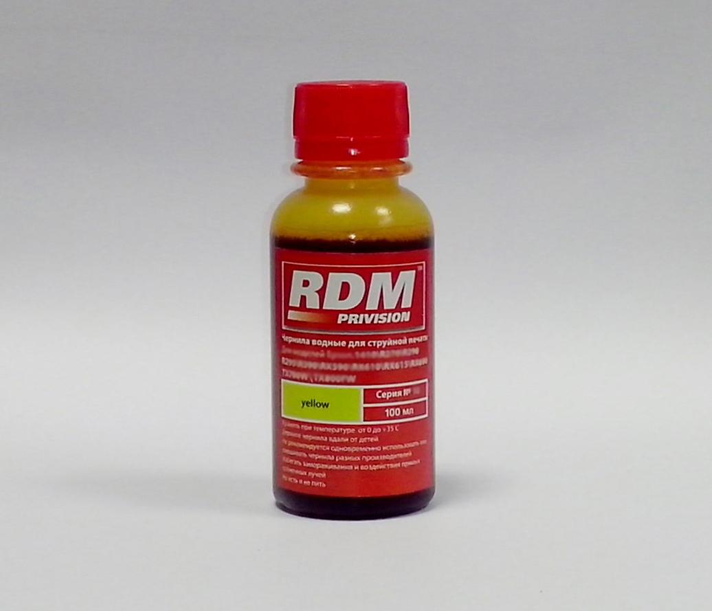 Чернила марки rdm серии 1 w light cyan подходит к принтеру epson 950 картридж t033540