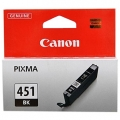 Картридж ориг.  (CLI-451 BK) для Canon Pixma iP7240/ MG6340 (стандартный черный)